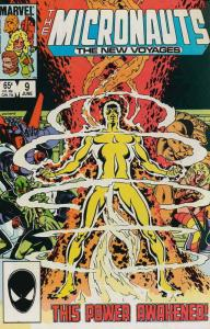 Micronauts (Vol. 2) #9 FN; Marvel | save on shipping - details inside