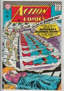 Action Comics #344 (Dec-66) NM- High-Grade Superman, Supergirl