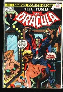 Tomb of Dracula #24 (1974)