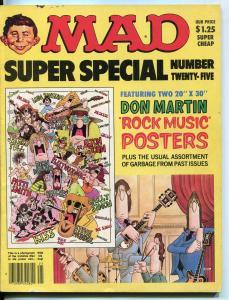 MAD Super Special #25-1978-Mort Drucker-Don Martin-G