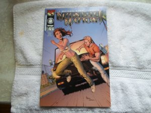 2000 IMAGE COMICS MIDNIGHT NATION # 2
