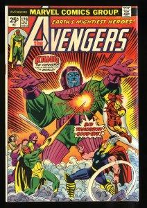 Avengers #129 VF- 7.5