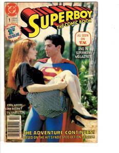 8 DC Comics Superboy 1 14 + Adventure Comics # 453 454 455 456 457 449 JG6