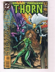 Showcase 95: Thorn #5 VF DC Comics Comic Book Firehawk May 1995 DE23