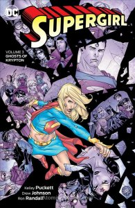Supergirl (4th Series) Deluxe #3 VF/NM; DC | save on shipping - details inside