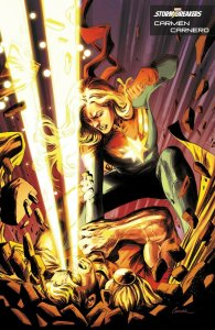 HEROES REBORN #4 (OF 7) CARNERO STORMBREAKERS VAR - MARVEL COMICS - JULY 2021