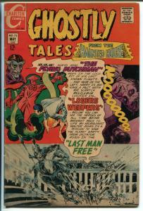 GHOSTLY TALES #73 1969-CHARLTON-STEVE DITKO ART-vg/fn