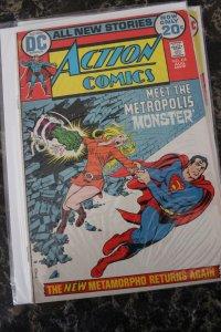 Action Comics #415 (DC, 1972) Condition: FN