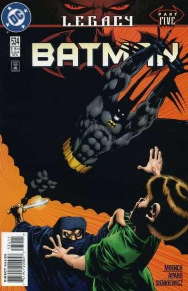 Batman (1940 series) #534, NM (Stock photo)