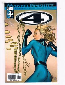 Marvel Knights 4 #5 VF Marvel Comics Comic Book Morales Fantastic Four DE22