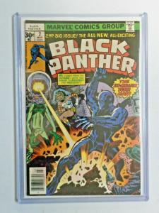 Black Panther #2 1st Series 7.5 (1977)
