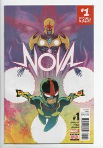 Nova #1 (Marvel, 2017) FN