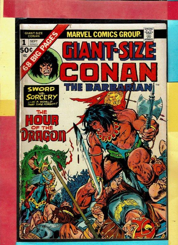 GIANT SIZE CONAN THE BARBARIAN 1