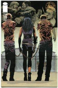 WALKING DEAD #115 C, NM, Zombies, Horror, Kirkman, 2003, more TWD in store