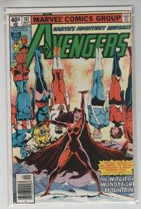 AVENGERS (1963 MARVEL) #187 FN+ A97667