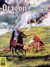 TSR DRAGON MAGAZINE #125 VF-