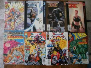 8 MARVEL Comic: UNCANNY X-MEN #281 ULTIMATE #26 27 28 X-MAN 4 14 20 PRESENTS #14