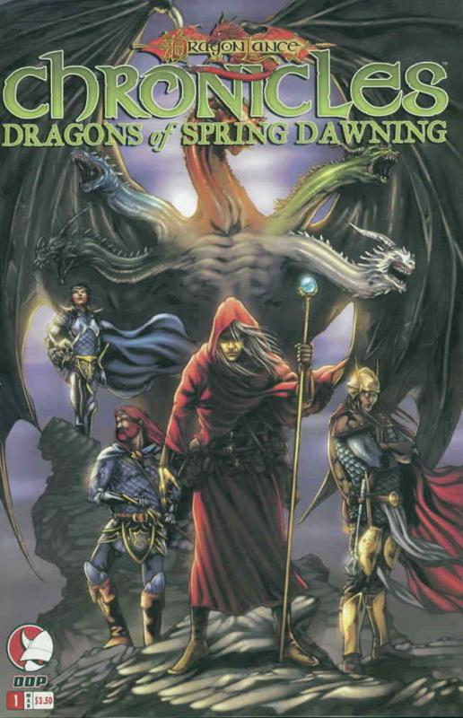 Dragonlance: Chronicles (Vol. 3) #1A VF/NM; Devil's Due | save on shipping - det