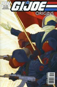 G.I. Joe: Origins #21A VF/NM; IDW | save on shipping - details inside