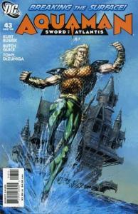 Aquaman (2003 series) #43, NM + (Stock photo)