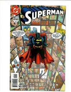 12 Superman DC Comics # 142 143 144 145 146 147 148 149 150 151 152 153 J408