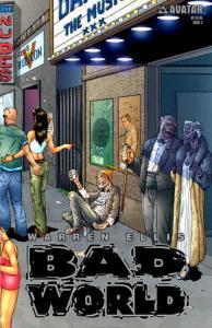 Bad World #3 VF/NM; Avatar   save on shipping - details inside