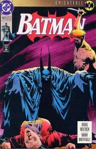 Batman (1940 series) #493, NM (Stock photo)