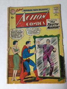 Action Comics 269 2.0 Gd Good DC Comics SA
