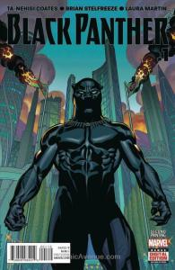 Black Panther (5th Series) #1 (2nd) VF/NM; Marvel   save on shipping - details i