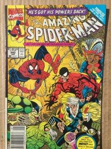 The Amazing Spider-Man #343 (1991)