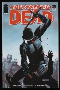 Walking Dead #28 NM+ 9.6