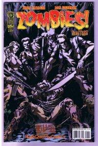 ZOMBIES : HUNTERS #1, Walking Dead, Undead, IDW, 2008, NM-