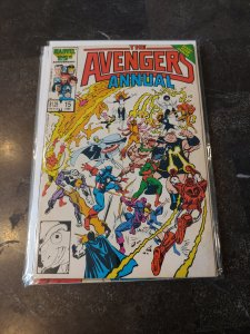 The Avengers Annual #15 (1986)