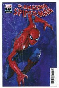 Amazing Spider-Man #55 LR Marvel Comics 2021. Gabriele Dell'Otto Variant