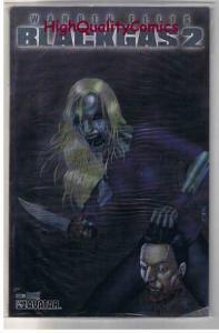 BLACK GAS 2 #1, NM, Warren Ellis, Zombies,LIMITED, 2006, more Horror in store