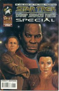 Star Trek: Deep Space Nine (1993 series) Special #1, NM (Stock photo)