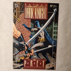 Batman Legends of the Dark Knight 15 Very Fine/Near Mint Cover by Terry Austin