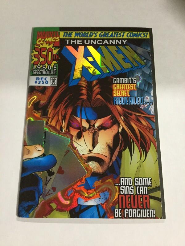 Uncanny X-Men 350 Nm Near Mint Marvel