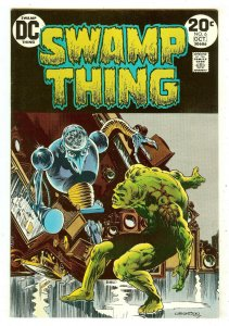 Swamp Thing 6   Wrightson