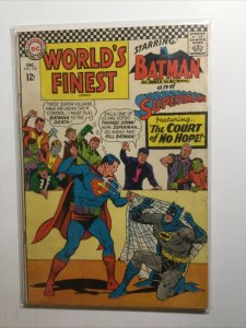 Worlds Finest 163 Fine- Fn- 5.5 Dc Comics