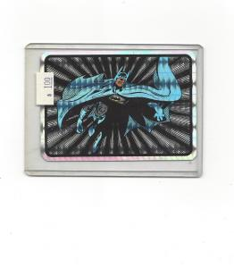 Batman Vending Prism Sticker