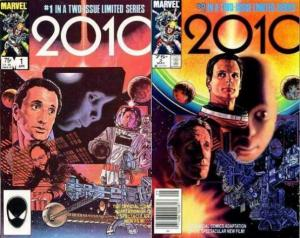 2010 (1985 MOVIE ADAPT) 1-2  complete adaptation