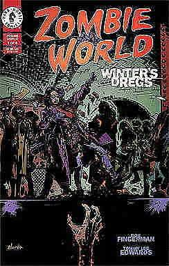 ZombieWorld: Winter's Dregs #1 VF/NM; Dark Horse | save on shipping - details in
