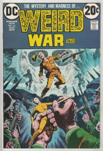 Weird War Tales #16 (Aug-73) VG/FN+ Mid-Grade