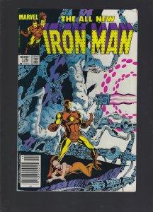 Iron Man #176 (1983)