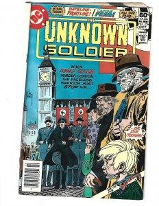 Unknown Soldier #256 (1981)