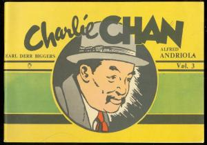 CHARLIE CHAN VOL. 3 REPRINTS-EARL DERR BIGGERS-ANDRIOLA VF