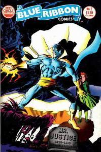 Blue Ribbon Comics (Vol. 2) #2 FN; Red Circle | save on shipping - details insid