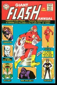 FLASH ANNUAL #1-TPB REPRODUCTION 2001-DC COMICS VF
