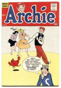 Archie #113 1960-Betty-Veronica-High Grade copy